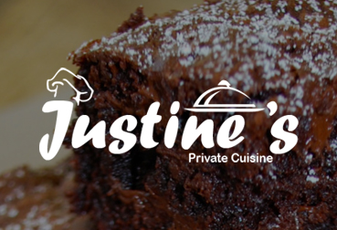 Justines Private Cuisine logo