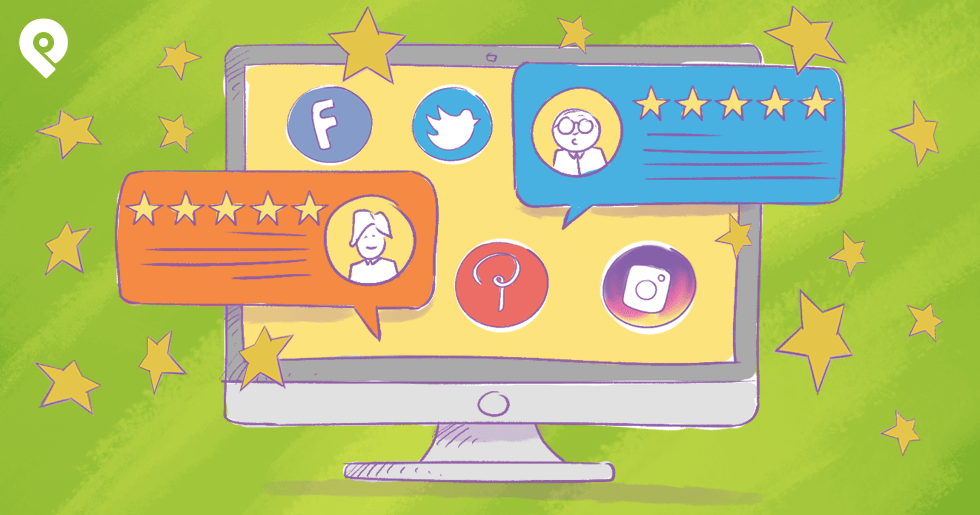 Tips For Sharing Your Positive Reviews On Social Media