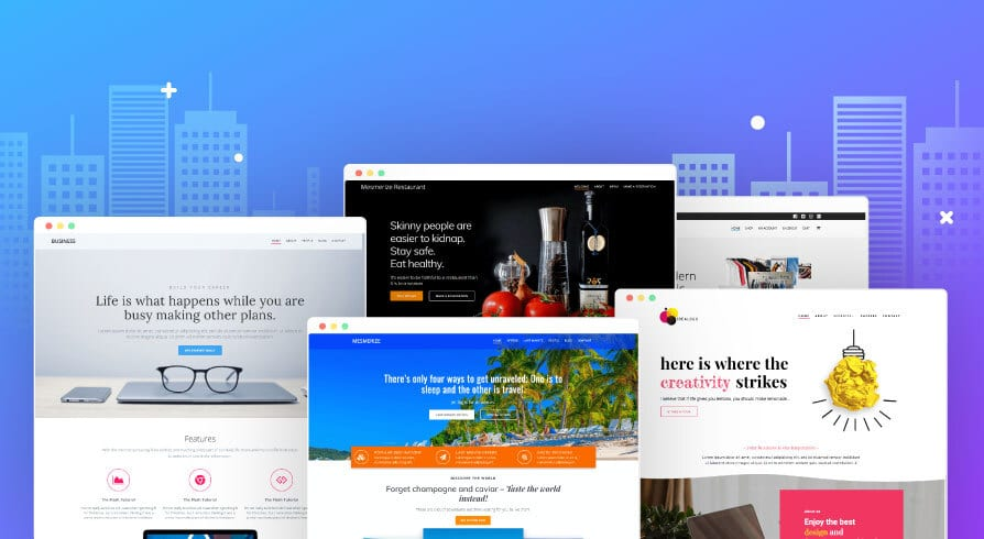 Things To Consider Before Buying A Web Template